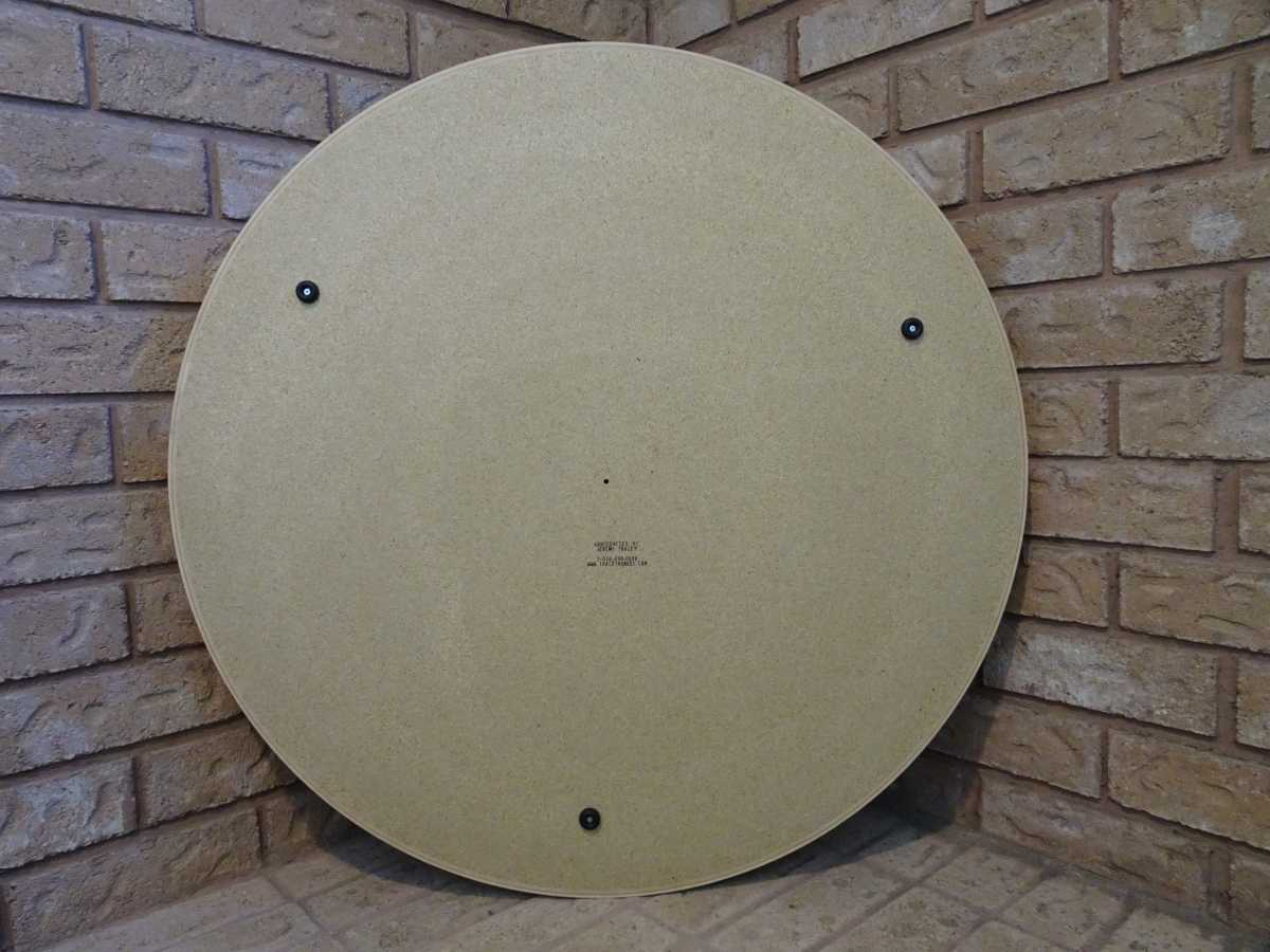 Crokinole Tour Board (Bottom) by Crokinole Game Boards