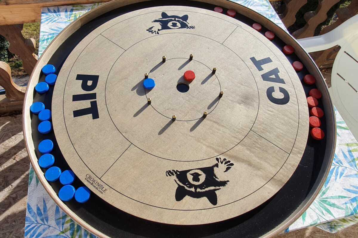 Testimonial Image Submission from Peter Kollmeier for Crokinole Game Boards