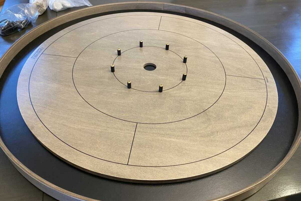 Testimonial Image from Ryan Behrens for Crokinole Game Boards