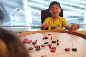 Testimonial by Edward Bakker for Crokinole Game Boards